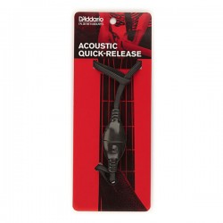 D'Addario Acoustic Guitar Quick-Release System