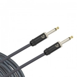 D'Addario American Stage Instrument Cable 3 Mètres