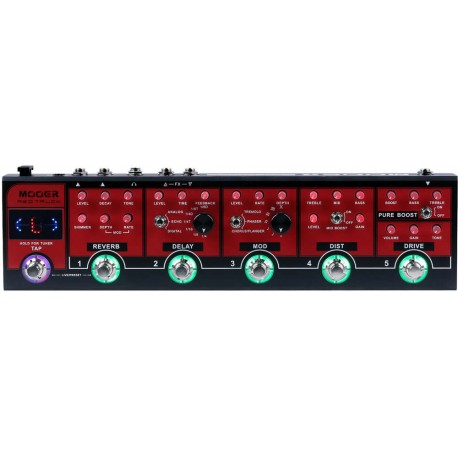 Mooer Red Truck Multi-Effets