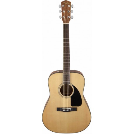 Fender CD -60 Dreadnought V3 Nat