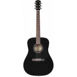 Fender CD -60 Dreadnought V3 Black