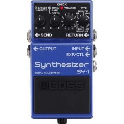 Boss SYB-Y - Synthé & Simulation
