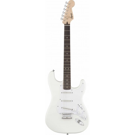 Squier Bullet Stratocaster Hard Tail Artic White