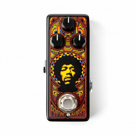 Dunlop JHW4 Authentic Hendrix '69 Psych Series Band Of Gypsys Fuzz