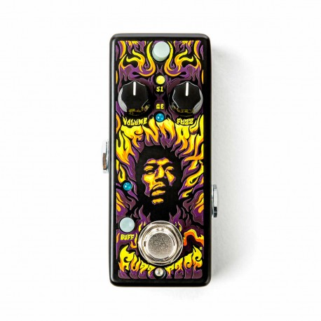 Dunlop JHW1 Authentic Hendrix '69 Psych Series Fuzz Face Distortion