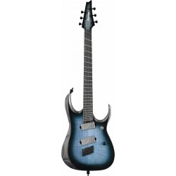 Ibanez RGD61ALMS-CLL Cerulean Blue Burst Low Gloss