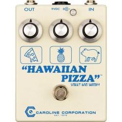 Caroline Guitar Hawaiian Pizza