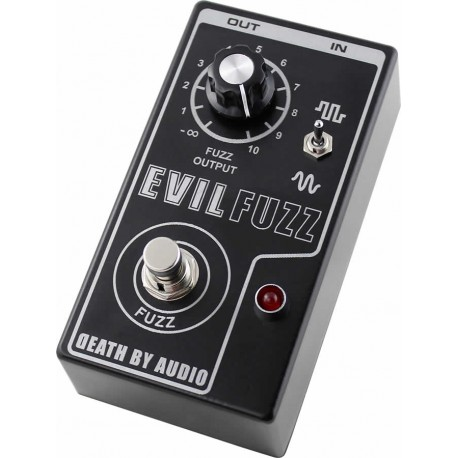 Deathbyaudio Evil Fuzz Ltd Run