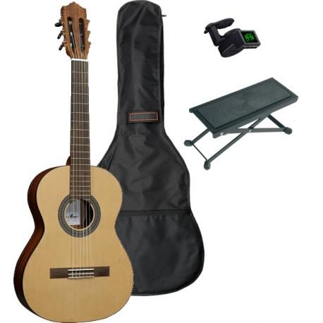 Pack Guitare Classique Standard 4/4 - Ado/Adulte