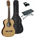 Pack Guitare Classique Deluxe 3/4 - Ado/Adulte
