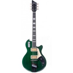 Supro 1296AN Silverwood British Racing Green
