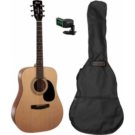 Cort Pack Guitare Folk AD810 OP