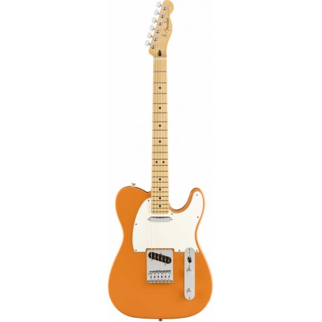 Fender PLAYER TELE MN Capri Orange
