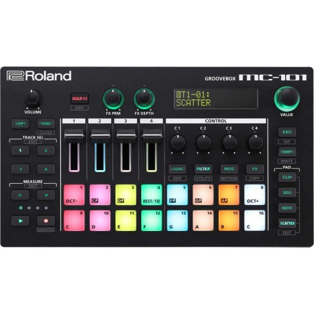 Roland MC-101 Groovebox