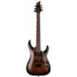 ESP LTD H200FM-DBSB Dark Brown Sun Burst