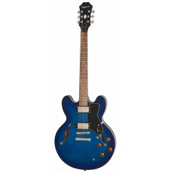 Epiphone DOT Deluxe Blue Burst