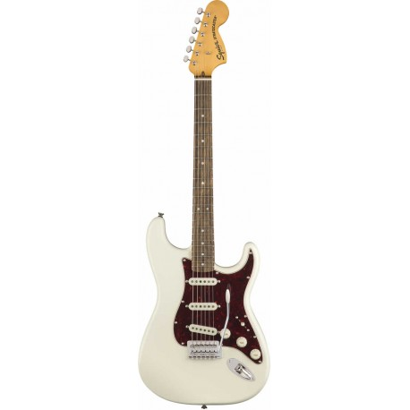 Squier Classic Vibe '70s Stratocaster LF Olympic White