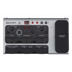 Zoom V6 Processeur Vocal