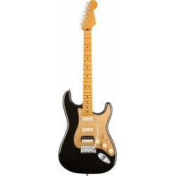 Fender American Ultra Stratocaster HSS MN Texas Tea