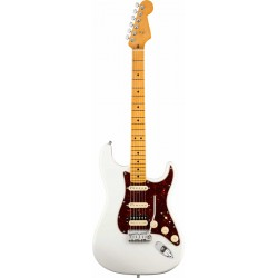 Fender American Ultra Stratocaster HSS MN Arctic Pearl