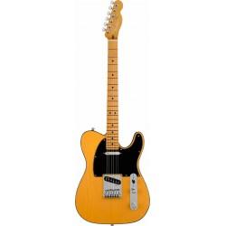 Fender American Ultra Telecaster MN Butterscotch Blonde