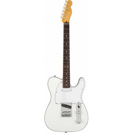 Fender American Ultra Telecaster RW Arctic Pearl