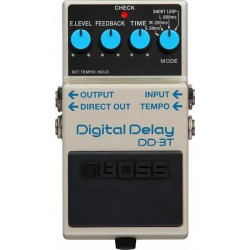 DD-3T Digital Delay - Pédale Echo & Delay