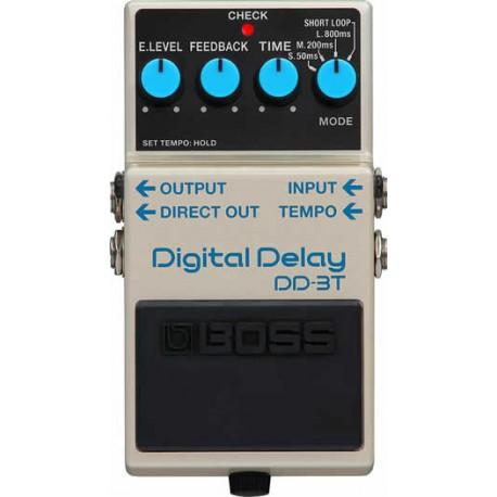 DD-3T Digital Delay - Pédale Echo & Delay