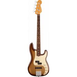 Fender American Ultra Precision Bass RW Mocha Burst