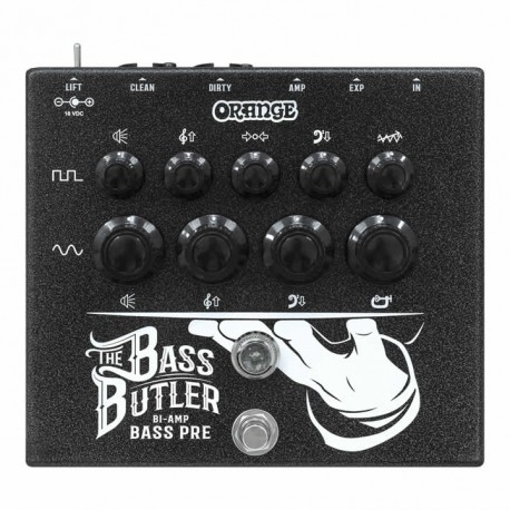 Orange Bass Butler Preamp
