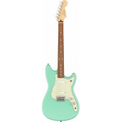 Fender Player Duo Sonic PF Seafoam Green