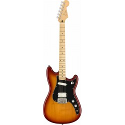 Fender Player Duo Sonic HS MN Sienna Sunburst