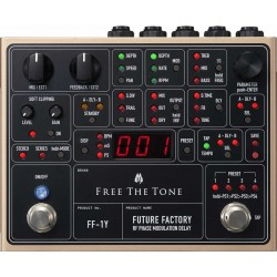 Fre The Tone FT-2Y Flight Time