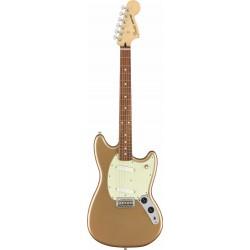 Fender Player Mustang PF Firemist Gold