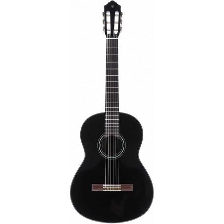 Yamaha Guitare Classique C40-BLII Black - Guitare ...