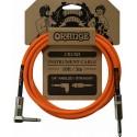 Câble Iinstrument 3 m Coudé/Droit