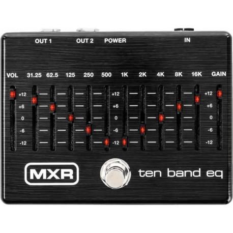 MXR M108S Limited Edition Black