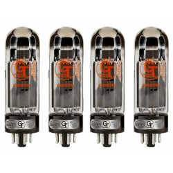 Groove Tube Quartet de Lampes de Puissance EL34LS