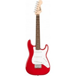 Squier Mini Strat Dakota Red