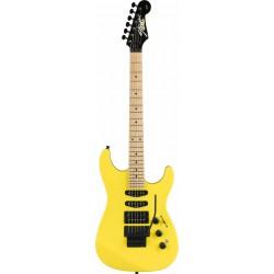 Fender LTD HM Strat RW Frozen Yellow