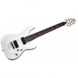 DEMON-7 Vintage White