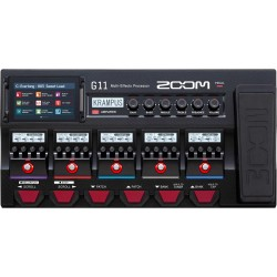 Zoom G11 Guitar Multi Effect