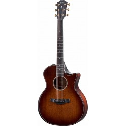 Taylor 324cebe Builder Edition Urban Ash Mahogany top