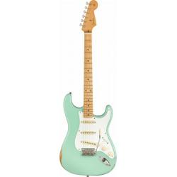 Fender Stratocaster 50s Road Worn MN Surf Green