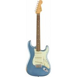 Fender Stratocaster 60s Road Worn PF Lake Placid Blue