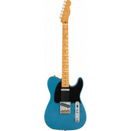 Fender Telecaster 50s Road Worn MN Lake Placid Blue
