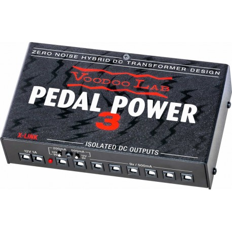 Voodoo Lab Pedal Power 3 Alimentation multi-sorties