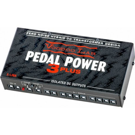 Voodoo Lab Pedal Power 3 Plus