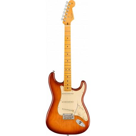 Fender AM Pro II Stratocaster MN Sienna Sunburst