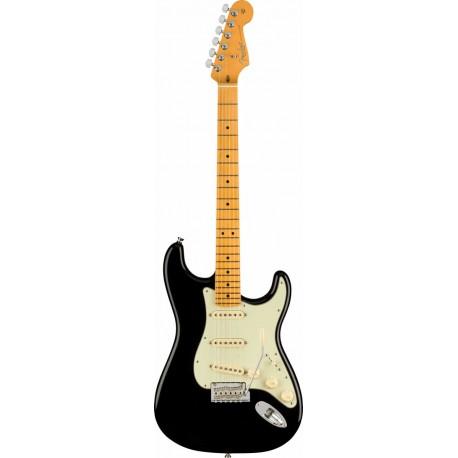 Fender AM Pro II Stratocaster MN Black